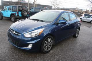Used 2017 Hyundai Accent 2017 ACCENT | AUTO | SUNROOF | ALLOYS for sale in North York, ON