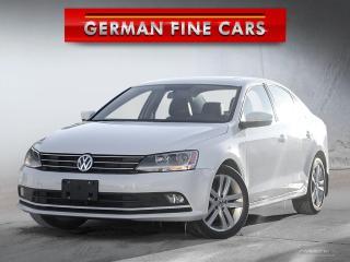 Used 2015 Volkswagen Jetta 2.0 TDI Highline Diesel *** ONLY 88,0000KM for sale in Caledon, ON