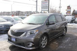 Used 2013 Toyota Sienna SE Leather Sunroof Power Doors for sale in Brampton, ON