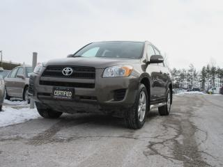 Used 2009 Toyota RAV4 2.4 L AWD / ACCIDENT FREE / LOW MILEAGE for sale in Newmarket, ON