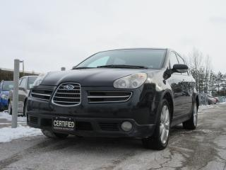 Used 2006 Subaru B9 Tribeca LIMITED AWD / ACCIDENT FREE for sale in Newmarket, ON