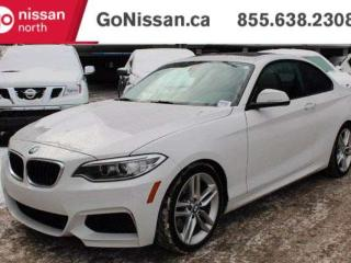 Used 2014 BMW 228 i for sale in Edmonton, AB
