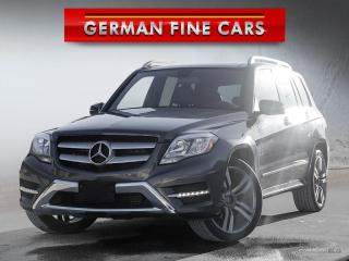 Used 2013 Mercedes-Benz GLK 250 GLK250 Blue Tec***74,000KM *** Panoramic Back- Cam for sale in Caledon, ON