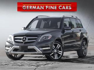 Used 2014 Mercedes-Benz GLK 250 GLK250 Blue Tec Navigation  Panoramic Back- Cam for sale in Caledon, ON