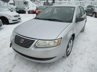 Used 2006 Saturn Ion Berline Automatique for sale in Quebec, QC