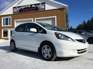 Used 2013 Honda Fit HONDA FIT 2013 5 PORTES for sale in Neuville, QC