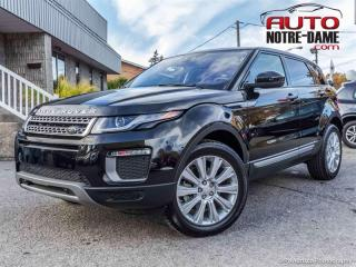 Used 2017 Land Rover Evoque SE AWD -- CUIR - TOIT - GPS -- for sale in Repentigny, QC