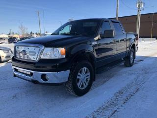 Used 2007 Ford F-150 LARIAT SUPERCREW SHO for sale in Stettler, AB