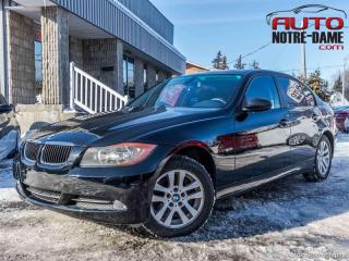 Used 2008 BMW 3 Series 4dr Sdn 323i RWD for sale in Repentigny, QC
