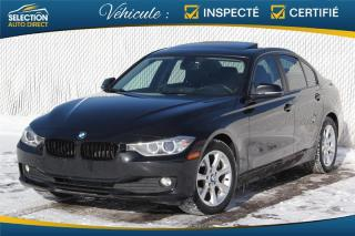 Used 2012 BMW 3 Series 4dr Sdn 320i RWD for sale in Sainte-rose, QC