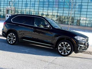Used 2014 BMW X5 35i|7 SEATS|NAVI|REARCAM|DUAL DVD|RUNNING BOARDS for sale in Scarborough, ON