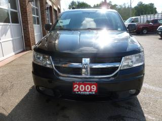 Used 2009 Dodge Journey SXT for sale in Weston, ON