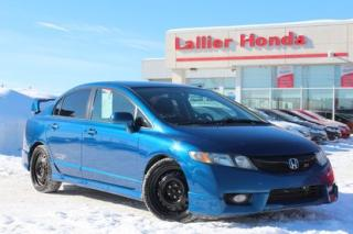 Used 2010 Honda Civic SI for sale in Gatineau, QC