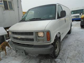 Used 2001 Chevrolet Express Standard for sale in Mississauga, ON