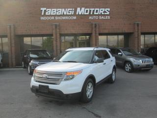 Used 2014 Ford Explorer BLUETOOTH | REAR CAMERA | DVD | 7-PASSENGER for sale in Mississauga, ON