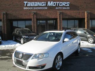 Used 2008 Volkswagen Passat Wagon WAGON | LEATHER | SUNROOF | HEATED SEATS | for sale in Mississauga, ON