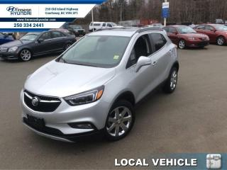 Used 2017 Buick Encore Essence  - local - Heated Seats for sale in Courtenay, BC