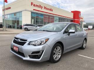 Used 2015 Subaru Impreza 2.0i Touring Package for sale in Brampton, ON