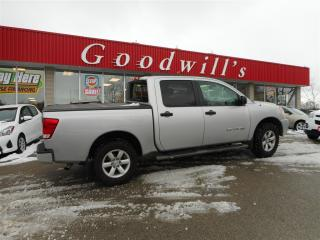 Used 2010 Nissan Titan XE! for sale in Aylmer, ON