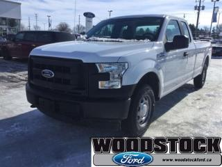 Used 2017 Ford F-150 LONG BOX, 4X4 for sale in Woodstock, ON