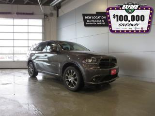 Used 2017 Dodge Durango GT - 5.7L HEMI, Back Up Cam, for sale in London, ON