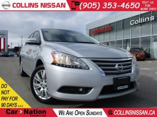 Used 2015 Nissan Sentra 1.8 SL | ALLOTS | NAVI | LEATHER | SUNROOF for sale in St Catharines, ON