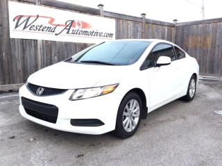 Used 2012 Honda Civic COUPE EX for sale in Stittsville, ON