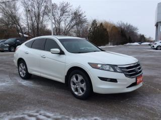Used 2010 Honda Accord Crosstour EX-L..new tires and brakes.. for sale in Milton, ON