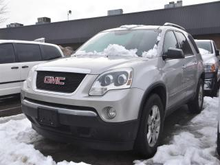 Used 2007 GMC Acadia SLE KEYLESS, ALLOYS !!! for sale in Concord, ON