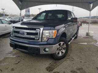 Used 2013 Ford F-150 - for sale in Quesnel, BC