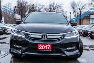 Used 2017 Honda Accord SPORT/1 OWNER/NO ACCIDENT/LEATHER/LOW KMS/TOP COND for sale in Brampton, ON