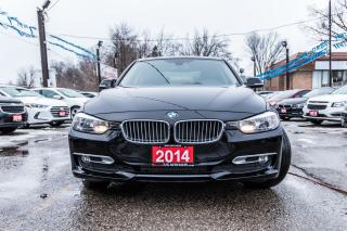 Used 2014 BMW 3 Series 320iXDrive/NO ACCIDENT/1 OWNER/ROOF/LEATHER/ALLOYS for sale in Brampton, ON
