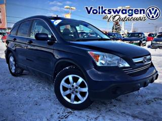 Used 2008 Honda CR-V EX-L AWD AT for sale in Gatineau, QC