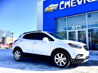 Used 2017 Buick Encore Essence Awd,cuir for sale in Gatineau, QC