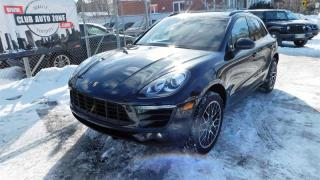 Used 2015 Porsche Macan S Bluetooth for sale in Lemoyne, QC