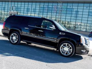Used 2011 Cadillac Escalade ESV PLATINUM|NAVI|4 DVD|REARCAM|RUNNING BOARDS for sale in Scarborough, ON
