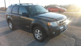 Used 2008 Ford Escape Limited for sale in Cambridge, ON