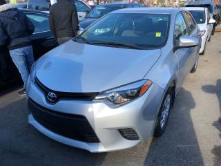 Used 2016 Toyota Corolla LE for sale in Scarborough, ON