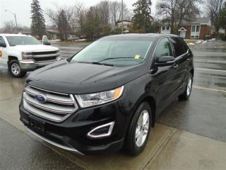 Used 2016 Ford Edge SEL , NAVIGATION , PANORAMIC SUNROOF. for sale in Scarborough, ON
