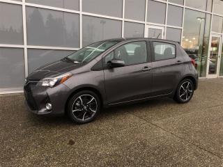 Used 2016 Toyota Yaris SE for sale in Surrey, BC
