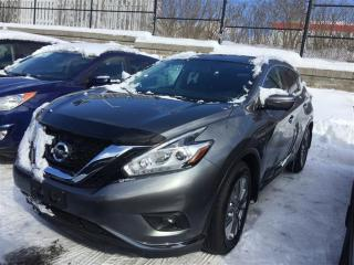Used 2015 Nissan Murano SL AWD CVT Navigation*Leather*Heated Seats for sale in Ajax, ON