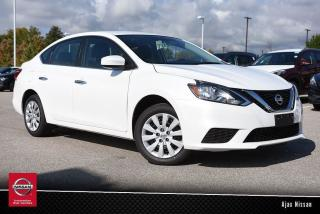 Used 2017 Nissan Sentra 1.8 SV CVT for sale in Ajax, ON