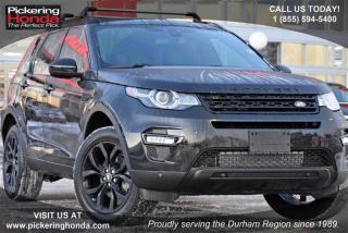 Used 2016 Land Rover Discovery Sport HSE for sale in Pickering, ON