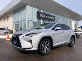 Used 2016 Lexus RX 350 Executive Package for sale in Brampton, ON