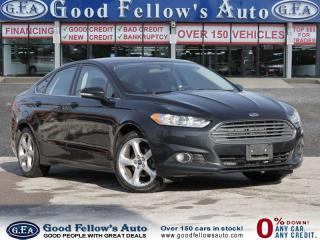 Used 2014 Ford Fusion SE MODEL, REARVIEW CAMERA, 2.5 LITER for sale in North York, ON