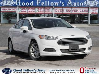 Used 2015 Ford Fusion SE MODEL, POWER WINDOWS, POWER DOOR LOCKS for sale in North York, ON