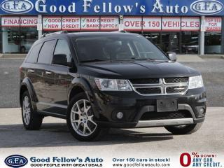 Used 2015 Dodge Journey R/T MODEL, AWD, 7 PASS, LEATHER SEATS, NAVIGATION for sale in North York, ON