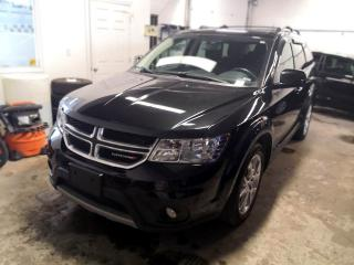 Used 2013 Dodge Journey Crew! 7 SEAT! V6 for sale in Scarborough, ON