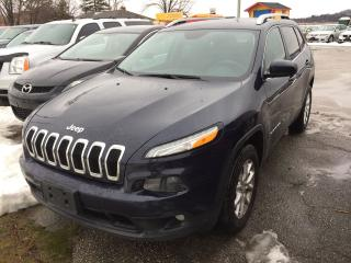 Used 2016 Jeep Cherokee North for sale in Alliston, ON