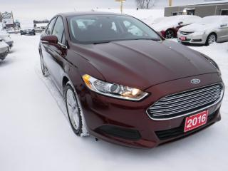Used 2016 Ford Fusion SE for sale in Cornwall, ON